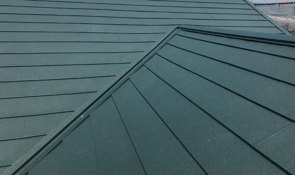宮崎板金工作所の宮崎板金工作所は、建物の外壁、屋根、雨どいの改修施工やダクト制作・取り付け等を中心に施工しています。の画像